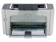 HP Laserjet P1500 Supplies