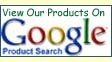 We are Proud to be Listed on Google Product Search!