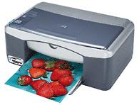 HP PSC 1350v Supplies
