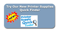 Try Our New Quick Printer Supplies Finder!